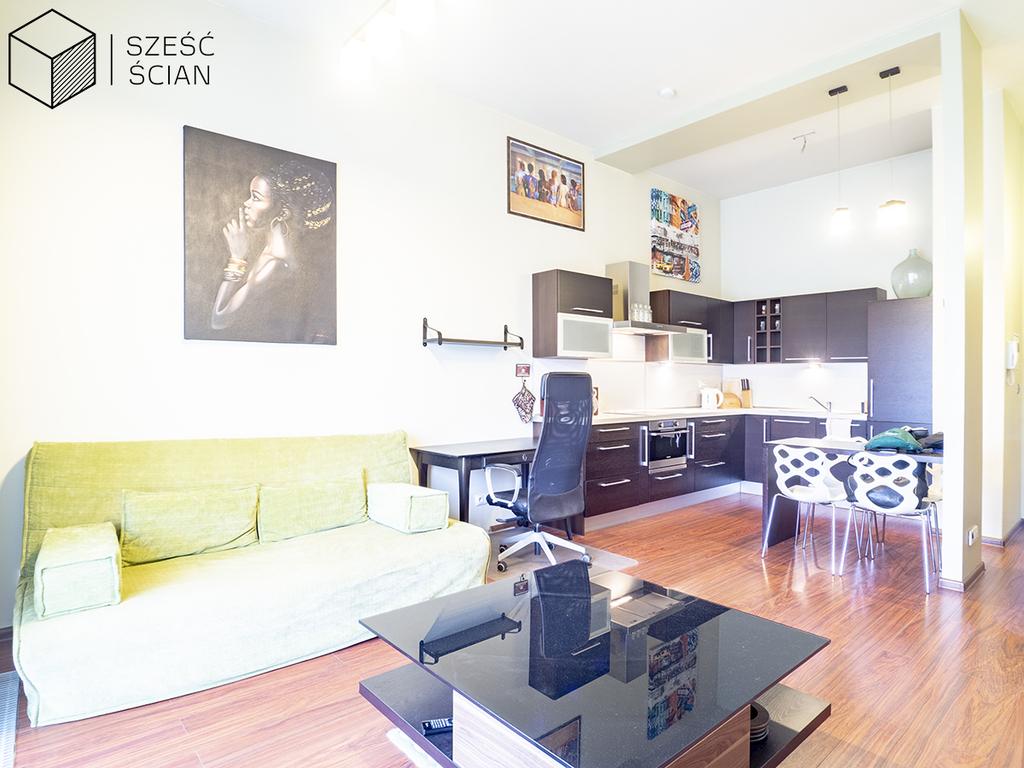 Apartament 2-pok.| garaż| balkon| centrum| prusa