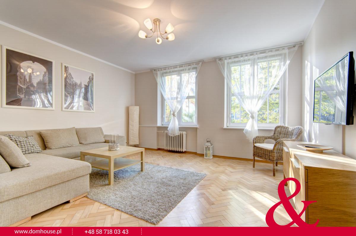 W pełni wyposażone, gdańsk centrum, 2 osobne pokoj