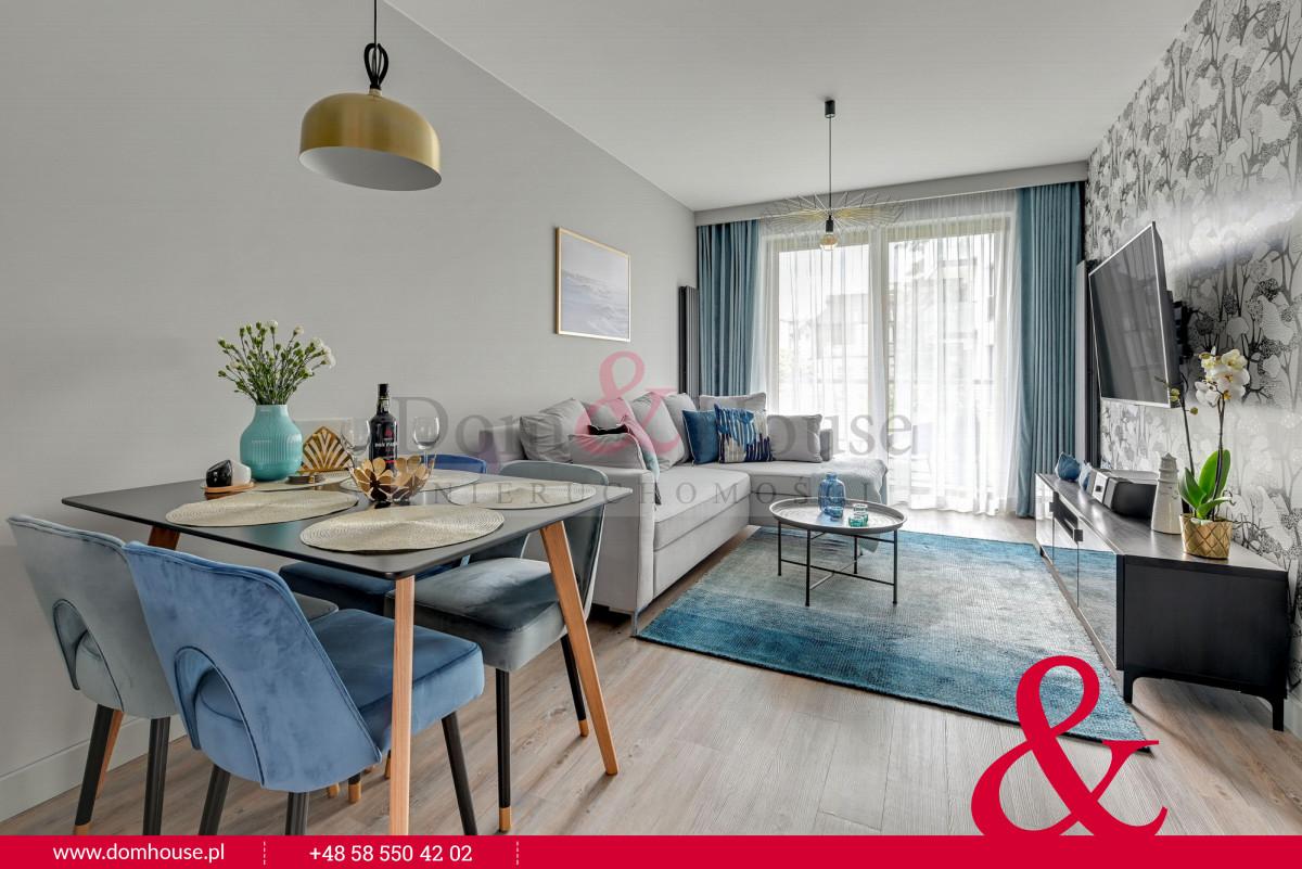Eksluzywny apartament, 2 pok, balkon,parking,nowy