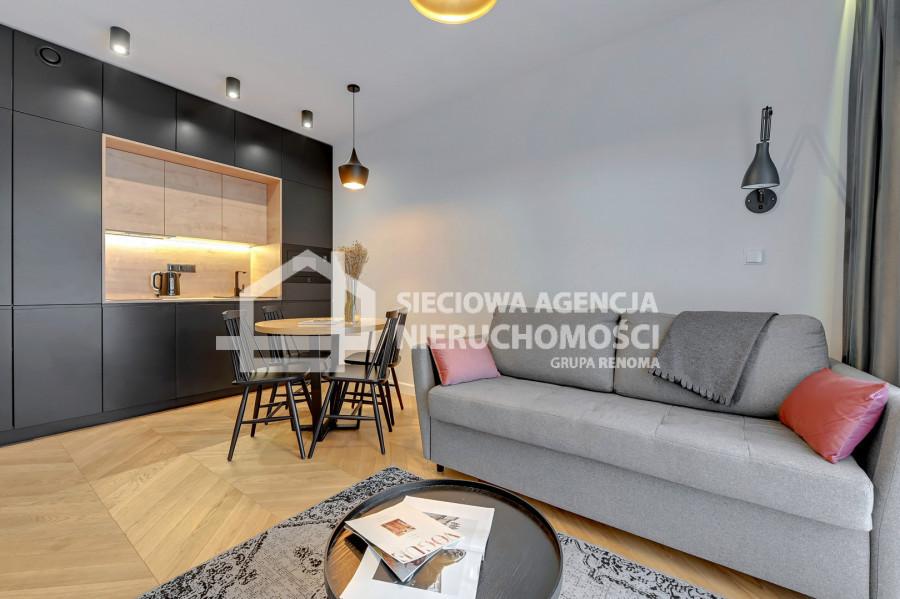 2-pokojowy apartament z ogródkiem