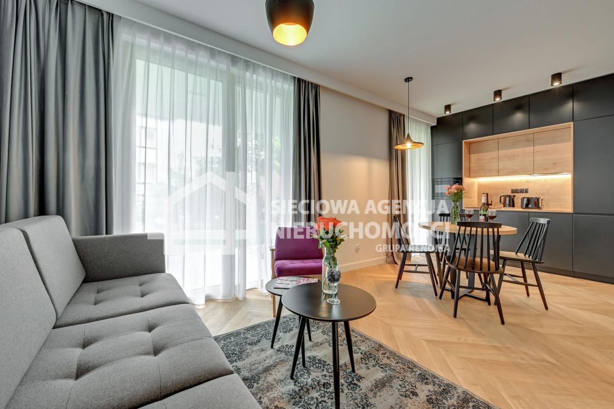 2-pokojowy apartament w sopocie