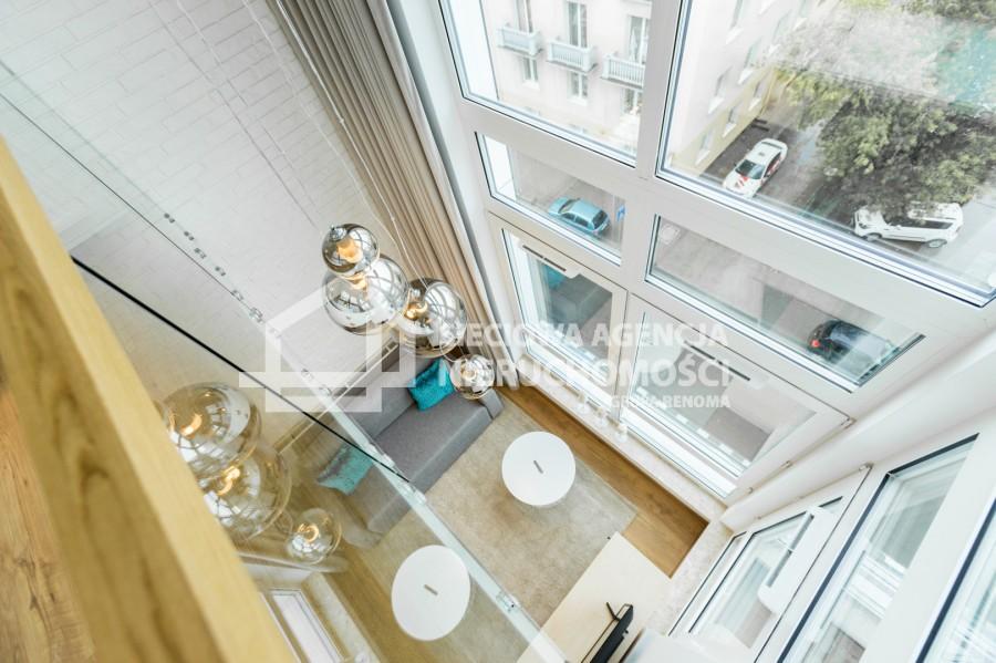 2-poziomowy penthouse w centrum gdyni !