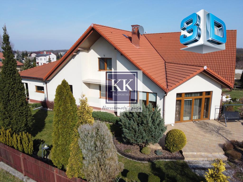 3d! ekskluzywny dom na sprzedaż w janiszewie/radom