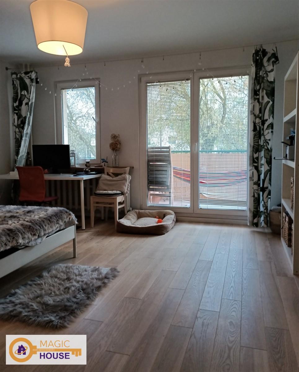 Piękne słoencznie mieszkanie 3-pok jasień
