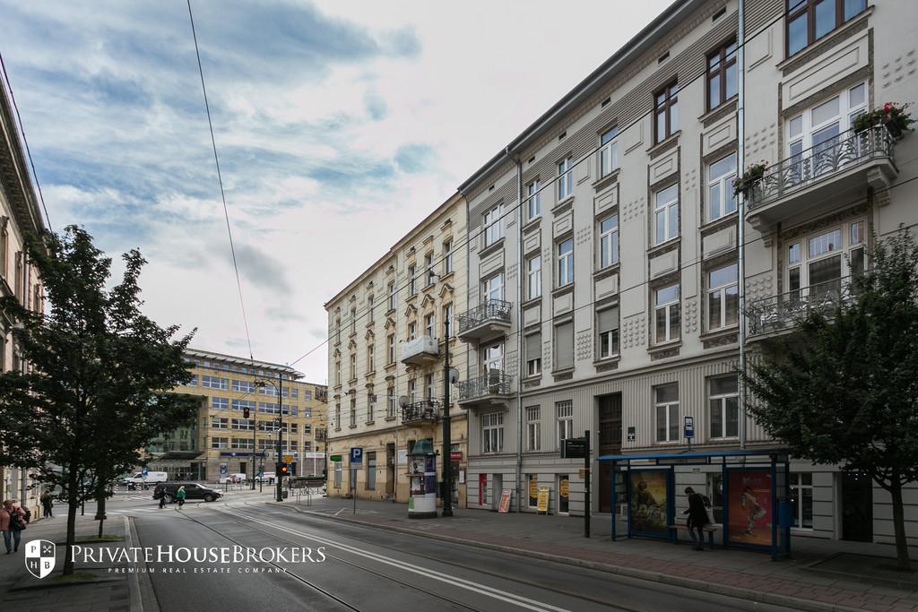 Rakowicka, 65m²: przestronne 2 pokoje w centrum