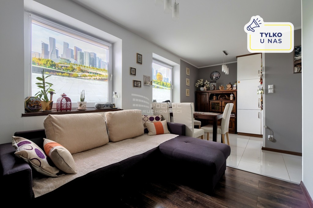 Mieszkanie w centrum leszna z garażem
