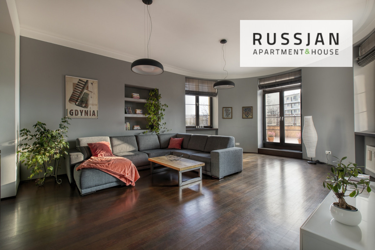 Przestronny apartament w centrum gdyni