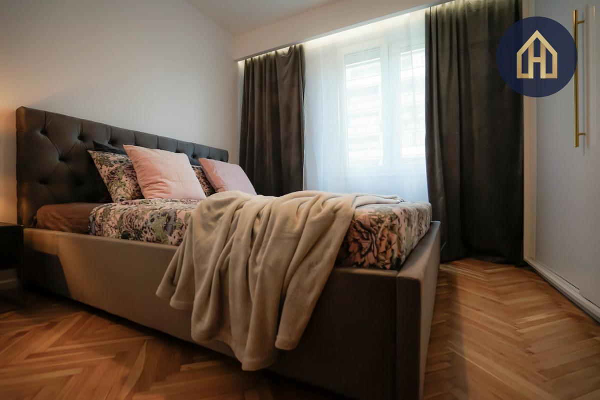 Wysoki standard, 3 pokoje, umeblowane