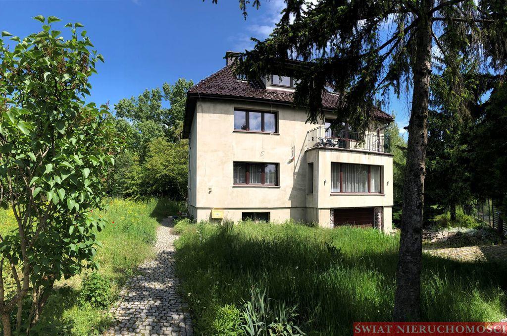 Dom  na  wojszycach; działka 1391 m2