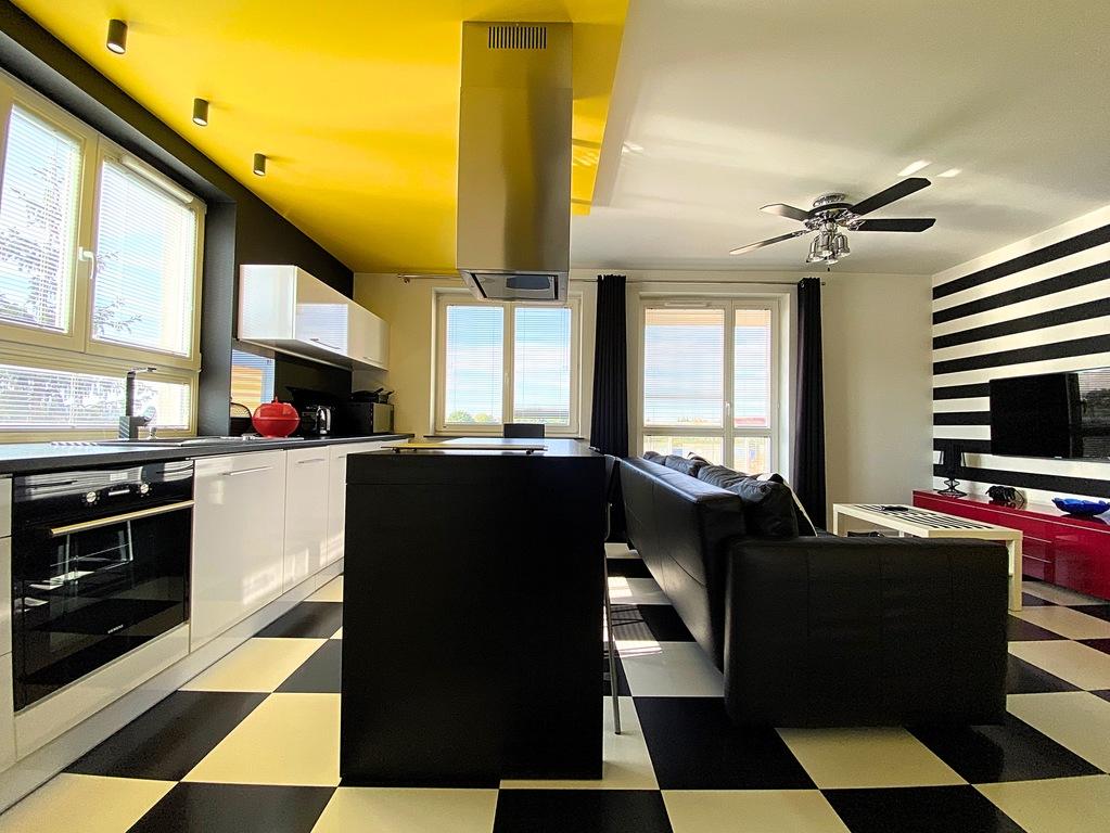 Oryginalne mieszkanie z garażem i klimatyzacją