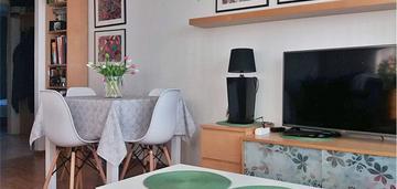 Mieszkanie do wynajęcia 47m2 dwa pokoje wyposażone