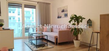 Wykończony apartament w nowym apartamentowcu