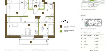 Sprzedam tanio 3 pokoje 51 m2 na białołęce