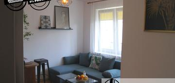Nietuzinkowe, kameralne mieszkanie w sercu gdańska