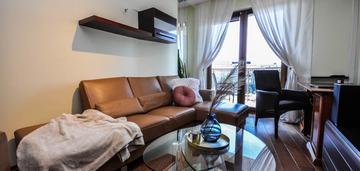 Piękny apartment wiślane tarasy z widokiem!!!