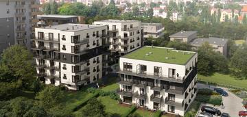 Mieszkanie w inwestycji: Kameralny Prokocim