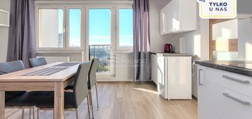 Małe 2 pokoje z pięknym widokiem - ideał