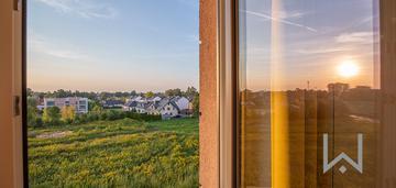 Nowoczesne 3 pokoje, balkon osiedle zielone tarasy