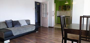 Ruczaj, duże mieszkanie 2 pokojowe