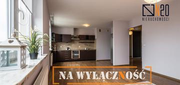 2 pokoje z balkonem na okulickiego