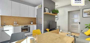 Mieszkanie 3 pok. 46,61m2 bytom-centrum