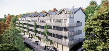 Mieszkanie w inwestycji: Kameralne Tarasy