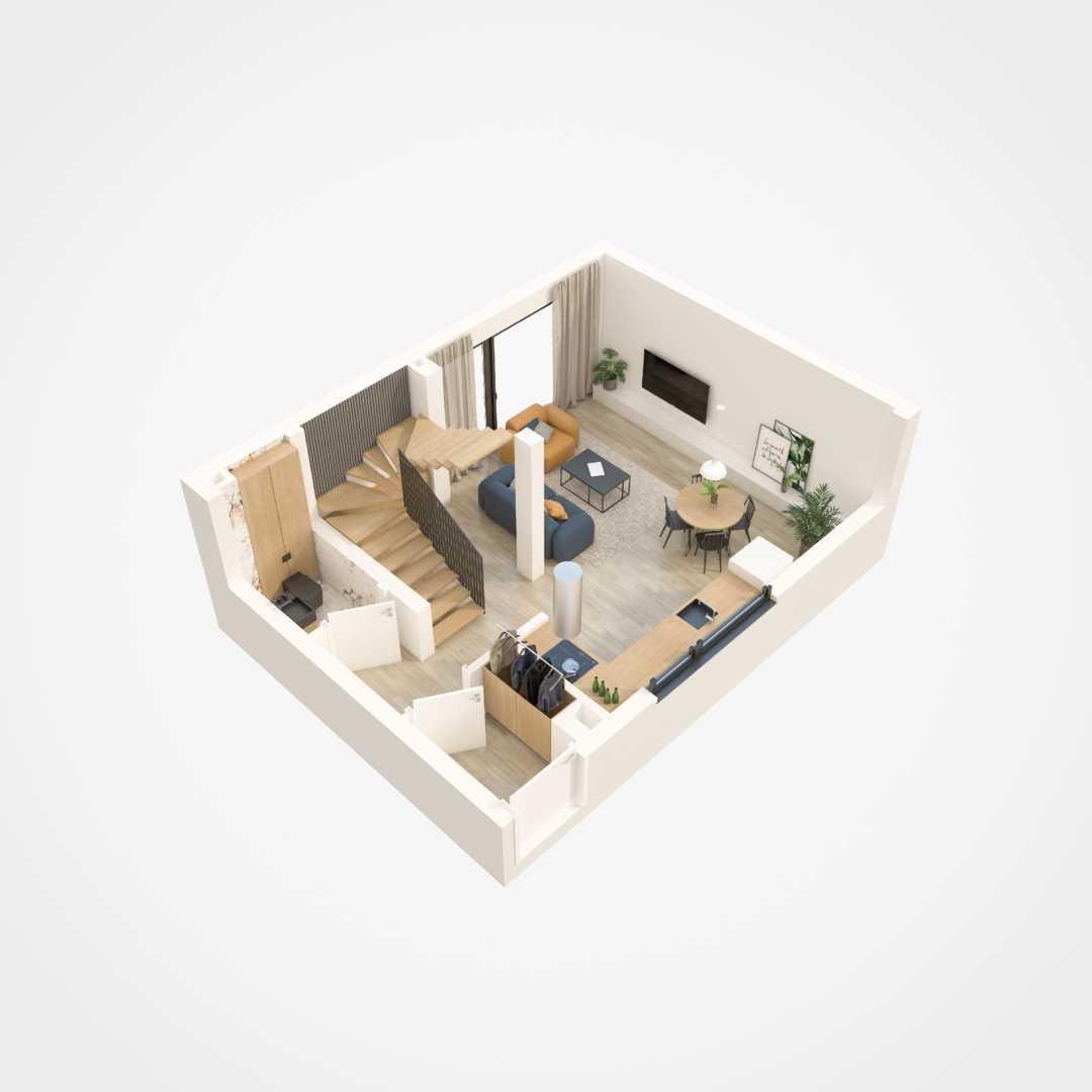 Dom w inwestycji: Fabianowska 144