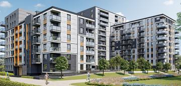 Mieszkanie w inwestycji: Warszawska Sky