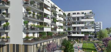 Mieszkanie w inwestycji: Miasteczko Nova Ochota