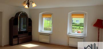 Mieszkanie 64 m2 z ogródkiem, pieszyce