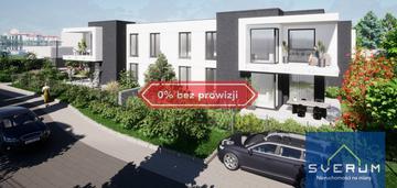 Apartamenty - nowoczesna zabudowa - lisiniec!