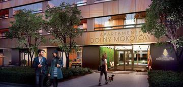 Mieszkanie w inwestycji: Apartamenty Dolny Mokotów