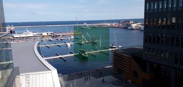 Piękny apartament z widokiem na zatoke Sea Towers
