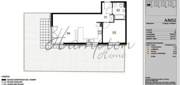 Mieszkanie dwupokojowe na sprzedaż | włochy