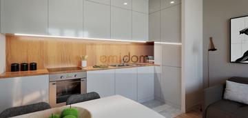 2 pokoje - mieszkanie do własnej aranżacji