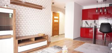 Komfortowe, nowe mieszkanie 2pok, panorama prądnik