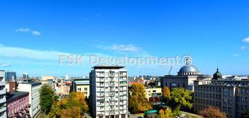 3 pokoje z widokiem na panoramę śródmieścia !