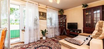 3 ładne pokoje 60m2