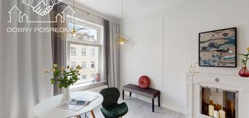 Elegancki apartament w nowoczesnym stylu/wajdeloty
