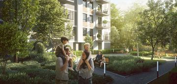 Mieszkanie w inwestycji: Miasteczko Jutrzenki etap II
