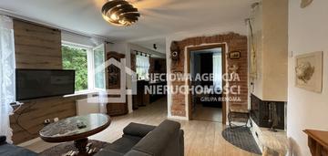 2-pokojowe mieszkanie z ogródkiem w sopocie