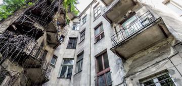 Jedno lub dwa mieszkania z widokiem na ogrody