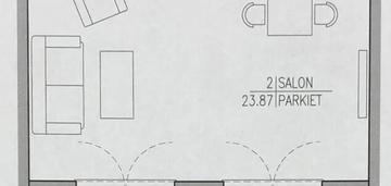 Apartamen na woli - 40m, z tarasem, blisko centrum