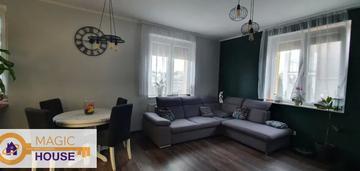 Mieszkanie 3-pokojowe  z ogrodem - pruszcz gdański