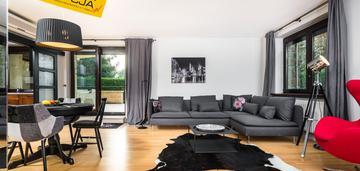 Nowoczesny apartament wyposażony, 3 pokoje