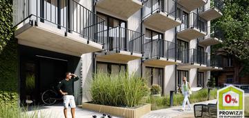 Poddasze z balkonem / winda / nowy budynek /lubicz