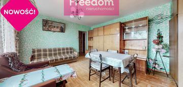 Mieszkanie z potencjałem do remontu