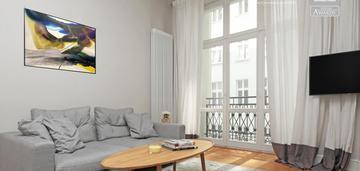Piękne mieszkanie z garderobą przy hali koszyki
