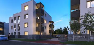 Mieszkanie w inwestycji: Dzień dobry na Heltmana