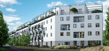 Mieszkanie w inwestycji: Robyg Jagodno - Etap III